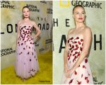 Kate Bosworth In  Oscar de la Renta – 'The Long Road Home'  Premiere