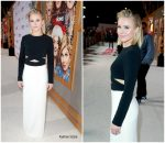 Kristen Bell In Michael Kors Collection  At 'A Bad Moms Christmas' LA Premiere
