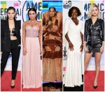 2017 American Music Awards Best Dressed