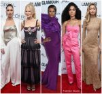 2017 Glamour Women Of The Year Awards Best Dressed