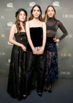Alana Haim, Danielle Haim, Este Haim in  Dior @ Guggenheim International Gala Pre-party