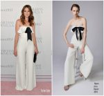 Michelle Monaghan In Reem Acra  At Physicians Formula Celebrates 80th Anniversary
