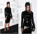 Ciara In A.F. Vandevorst Couture – Bvlgari Store  Party