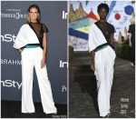 Heidi Klum In Vionnet – 3rd Annual InStyle Awards