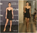 Selena Gomez In  Jacquemus At 3rd Annual InStyle Awards