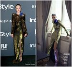 Kate Bosworth In Alexandre Vauthier – 3rd Annual InStyle Awards