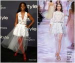 Kelly Rowland In Georges Chakra Couture At InStyle Awards