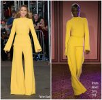 Blake Lively In Brandon Maxwell   – Good Morning America