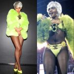 Beyoncé Pays Homage To Lil' Kim For Halloween