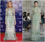 Allison Williams In Giambattista Valli Couture – 2017 Gotham Independent Film Awards