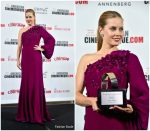 Amy Adams  In Andrew Gn   – 2017 American Cinematheque Awards Honoring Amy Adams