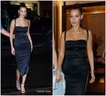 Bella Hadid In Dolce & Gabbana – Out In New York City