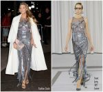 Blake Lively In Chanel Couture  – 'All I See Is You' Premiere