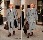 Blake Lively  In Ralph Lauren – 'All I See Is You'  Promo In New York