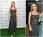 Brie Larson In Chanel  At  PORTER Incredible Women Gala