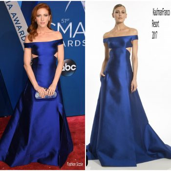 brittany-snow-in-kaufmanfranco-2017-cma-awards