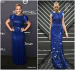 Busy Philipps  In Jenny Packham  At 2017 Baby2Baby Gala