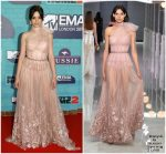 Camila Cabello In Ralph & Russo At 2017 MTV EMAs