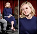 "Carey Mulligan  In Michael Kors – MoMA ""Mudbound"" New York Screening"