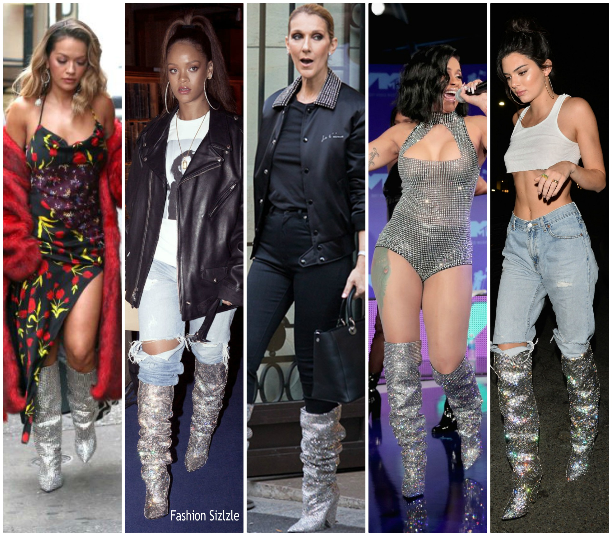 celebrities-in-ysl-fall-2017-glitter-crystal-boots