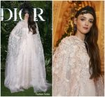 Charlotte Le Bon In Christian Dior Couture @  Dior Ball