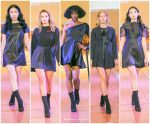 Chelsea Ma Showcases At Fashion Sizzle NYFW 2017