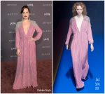 Dakota Johnson in Gucci – LACMA Art + Film Gala 2017