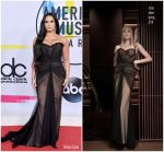 Demi Lovato in Ester Abner – 2017 American Music Awards