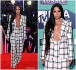 Demi Lovato In  Styland –  2017 MTV EMAs