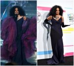 Diana Ross  Honored  With Lifetime Achievement Award  @ 2017 American Music Awards