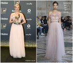 Diane Kruger In Giambattista Valli Couture At 2017 Bambi Awards