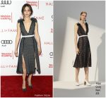 Emmy Rossum In Prabal Gurung – Television Academy's 24th Hall Of Fame Ceremony
