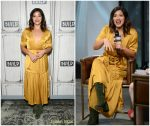 Gina Rodriguez In Christine Alcalay – Build Presents 'The Star'