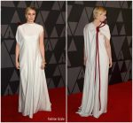Greta Gerwig In The Row  @ 9th Annual Governors Awards