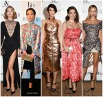 Harper's Bazaar Women Of The Year Awards 2017 Red Carpet