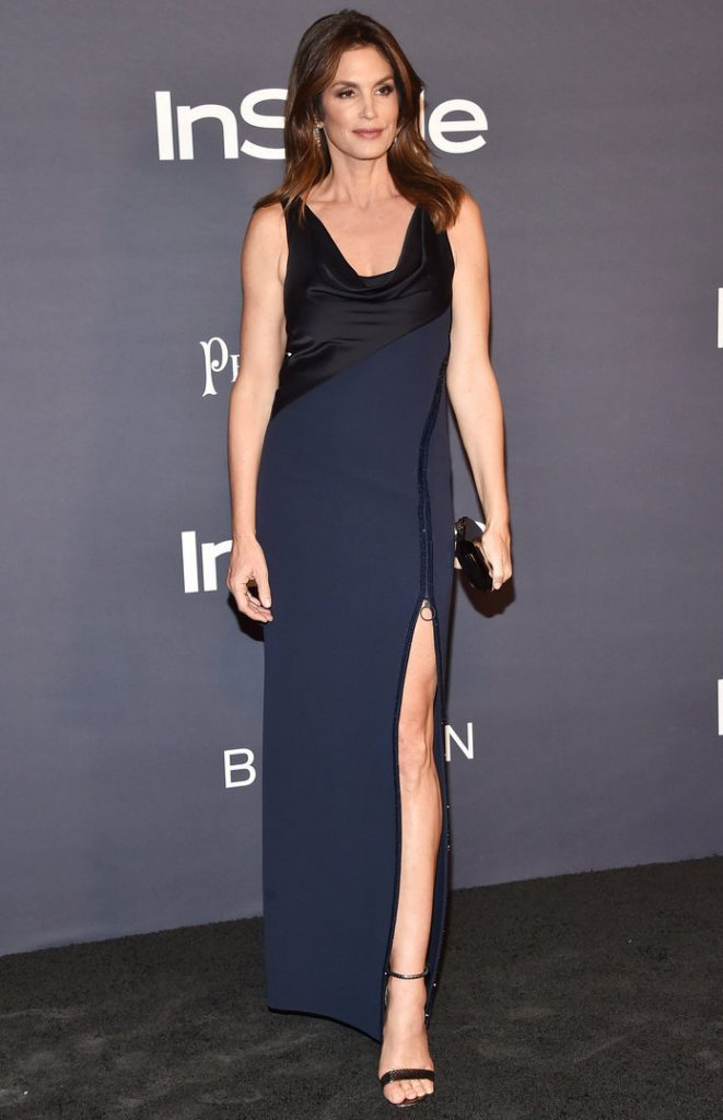 3rd Annual Instyle Awards Redcarpet Fashionsizzle