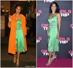 "Jada Pinkett Smith In Prada –  ""Girls Trip "" Paris Premiere"