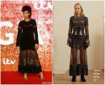 Jennifer Hudson In Alexander McQueen  @ ITV Gala