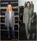 Jennifer Lawrence In Ralph Lauren Collection & Jean Atelier – Deadline's The Contenders