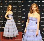 Jessica Chastain in Armani Privé  –  54th Golden Horse Awards Ceremony