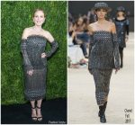 Julianne Moore In Chanel – Museum of Modern Art Film Benefit: A Tribute to Julianne Moore