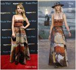 Juno Temple In Christian Dior At  'Wonder Wheel' New York Screening