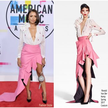 kat-graham-in-ronald-van-der-kemp-couture- american-music-awards