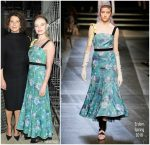 Kate Bosworth In Erdem  At  PORTER Incredible Women Gala