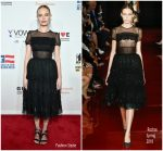 Kate Bosworth In Rochas At 11th Annual Stand Up for Heroes