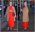Kate Bosworth in Victoria Beckham  &  Mansur Gavriel – Good Morning America