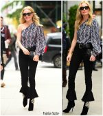 Kate Bosworth – Long Road Home' New York Promo Tour
