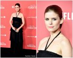 Kate Mara In Christian Dior At  SAG-AFTRA Foundation Patron of the Artists Awards