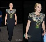 Kate Winslet In Alexander McQueen @ NYFF's 'Wonder Wheel'