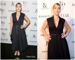 Kate Winslet In Christian Dior  At  Harper's Bazaar Women Of The Year Awards 2017